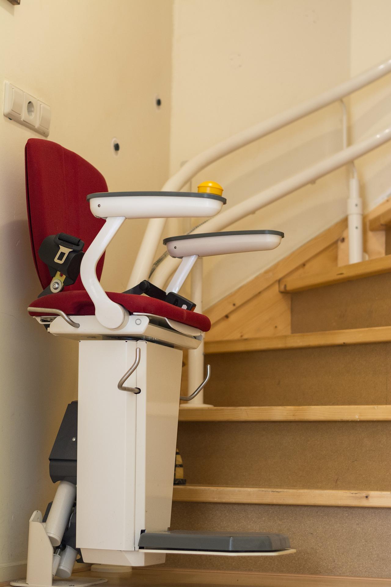 Quels sont les avantages d'utiliser un monte-escalier?