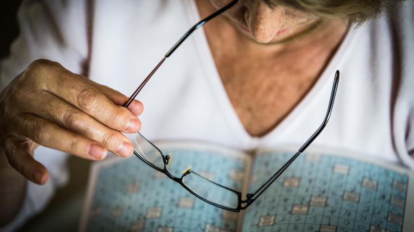 Senior : attention aux lunettes de vue inadaptées