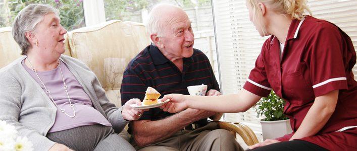 Senior : les avantages d'entrer en EHPAD