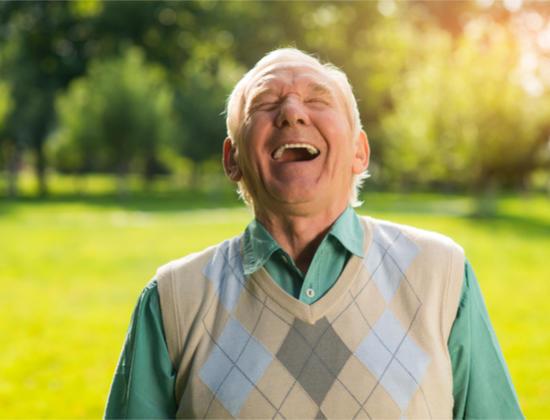 Personnes âgées: quelques habitudes de vie pour être heureux et en bonne santé