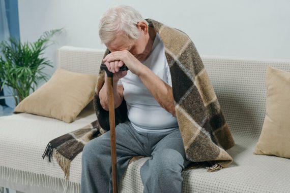 La dépression chez les personnes âgées : un sujet préoccupant