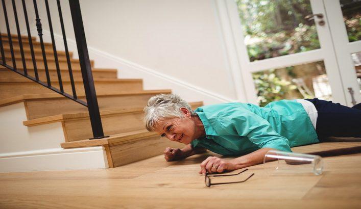 Seniors : prenez garde aux accidents domestiques