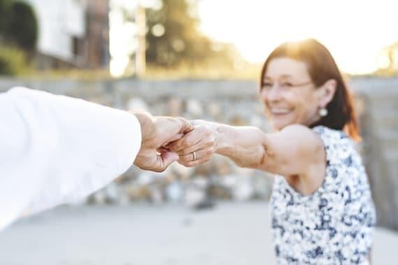 Les séniors et l'amour : l'importance de la vie affective chez les plus âgées