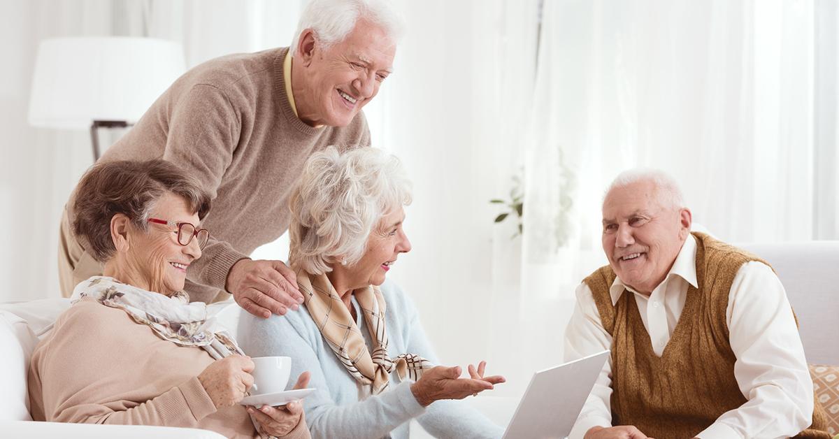 Personnes âgées : 6 astuces pour se simplifier la vie