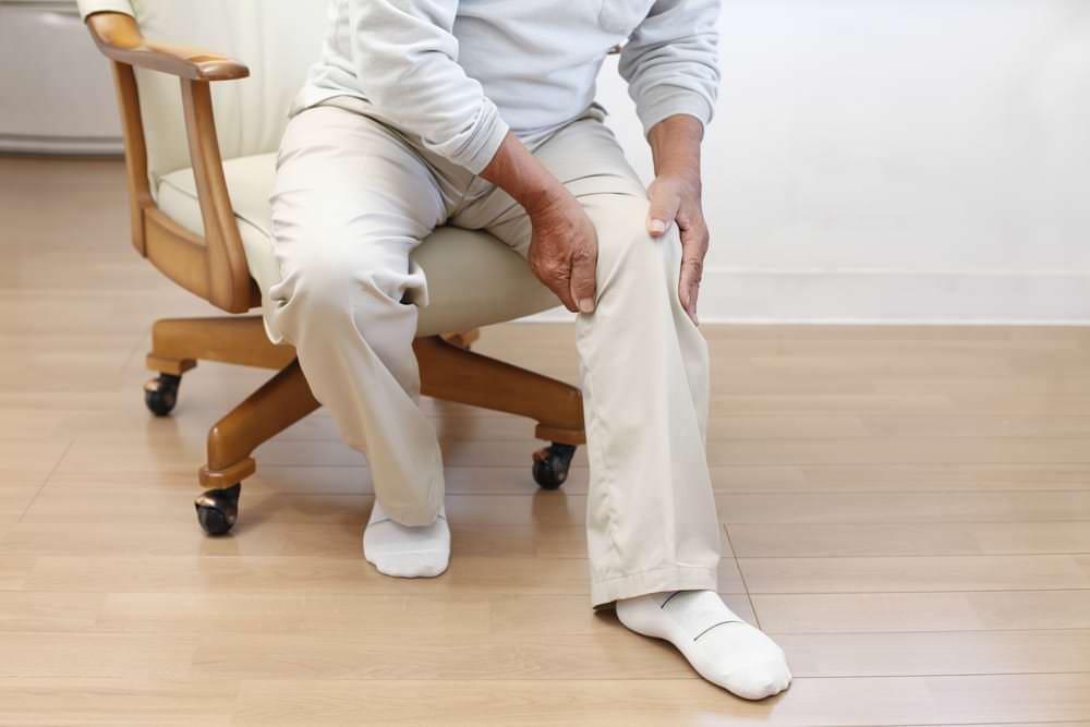 Personnes âgées : comment prévenir l'arthrose
