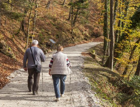 Personnes âgées : comment prévenir les changements de saison
