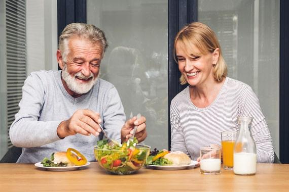 Le meilleur régime alimentaire pour les personnes âgées